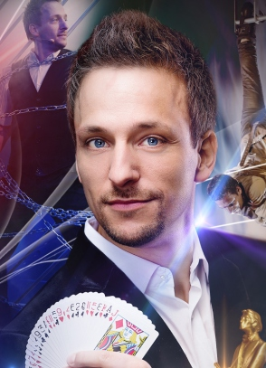 "Peter Valance - Soloprogramm ""Magic & Comedy"""