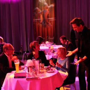 Zauber-Dinner mit Magier Peter Valance aus Berlin