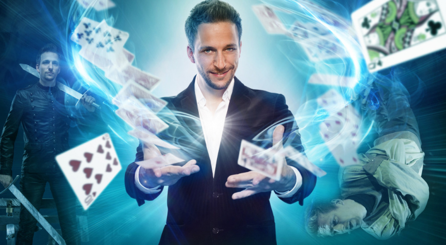 Peter Valance, Illusionist aus Berlin
