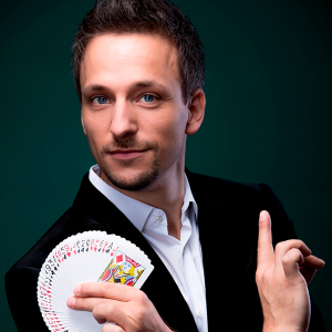 Illusionist Peter Valance, Zaubershow Berlin
